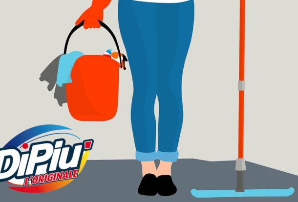 Prodotti di pulizia per pavimenti